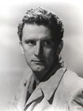 Portrait of Kirk Douglas in Formal Outfit Photo by  Movie Star News