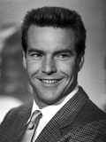 Dennis Quaid in Tuxedo Close Up Portrait Photo by  Movie Star News