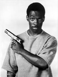 Eddie Murphy Posed in Shirt With Pistol Photo by  Movie Star News