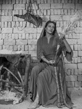Ten Commandments Seated in Roman Dress Photo by  Movie Star News