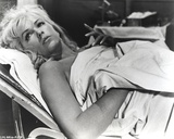 Stella Stevens Lying Pose Classic Portrait Photo by  Movie Star News