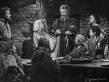 Ten Commandments Group Talking in Classic Photo by  Movie Star News