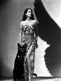 Maria Montez standing in Classic Portrait Photo by  Movie Star News