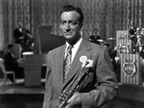 Harry James Posed in Suit With Trumpet Photo by  Movie Star News