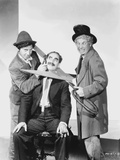 Marx Brothers Acting in Classic Portrait Photo by  Movie Star News