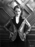 Norma Shearer Hands on Hips in Classic Photo by  Movie Star News