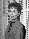Ann Blyth Leaning on a Window Portrait Photo by  Movie Star News