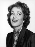 Movie Star News - Julie Adams wearing Black Coat Portrait - Photo