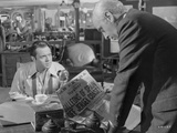 Citizen Kane Talking in Movie Scene Photo by  Movie Star News