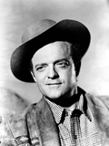 Van Heflin Posed in Cowboy Outfit With Hat Photo by  Movie Star News