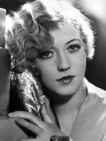 Marion Davies Close Up Classic Portrait Photo by  Movie Star News