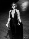 Barbra Streisand Photograph In Sexy Gown Photo by  Movie Star News