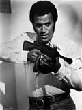 Fred Williamson in White Polo Portrait Photo by  Movie Star News
