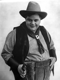 Roscoe Arbuckle Posed in Cowboy Outfit Photo by  Movie Star News