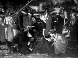 Desperate Hours Classic Movie Scene 6 Photo by  Movie Star News