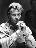 Rutger Hauer in blazer Close Up Portrait Photo by  Movie Star News