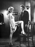 Elmer Gantry Couple Picture in Classic Photo by  Movie Star News