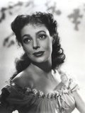 Loretta Young Lady Off Shoulder Shirts Photo by  Movie Star News