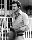 Burt Reynolds standing in Cowboy Suit Photo by  Movie Star News