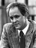 John Lithgow in Chequred Coat Portrait Photo by  Movie Star News