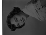 Patricia Neal on a Printed Top Portrait Photo by  Movie Star News
