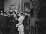 Citizen Kane Couple, in Movie Scene Photo by  Movie Star News