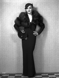 Nancy Carroll Hands on Waist in Classic Photo by  Movie Star News