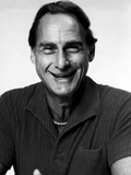 Sid Caesar in polo and White Background Photo by  Movie Star News
