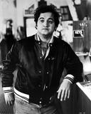 John Belushi in Varsity Jacket Portrait Photo by  Movie Star News