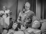 Ten Commandments Dying Scene in Classic Photo by  Movie Star News