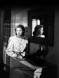 Ingrid Bergman wearing a Printed Blouse Photo by  Movie Star News