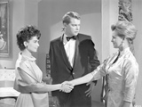 Rome Adventure Two Women Shaking Hands Photo by  Movie Star News