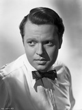 Orson Welles Portrait in Bowtie and Polo Photo by E Bachrach