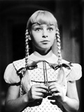Patty McCormack Portrait in Classic Photo by  Movie Star News