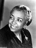 Ethel Waters Looking Away in Classic Photo by  Movie Star News