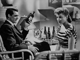 Notorious Couple Drinking in Classic Photo by  Movie Star News