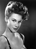 Linda Christian Reclining in Classic Photo by  Movie Star News