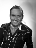 Gene Autry Grinning in Cowboy Outfit Photo by  Movie Star News