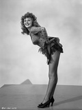 Rita Hayworth Bending Over in Heels Photo by  Movie Star News