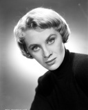 Mai Zetterling Posed in Black Sweater Photo by  Movie Star News