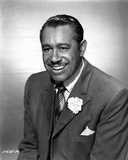 Cab Calloway smiling in Elegant Suit Photo by  Movie Star News