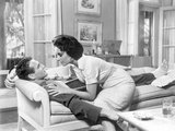 A scene from Cat on a Hot Tin Roof. Photo by  Movie Star News