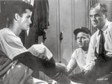 Fear Strikes Out Cast in Locker Room Photo by  Movie Star News