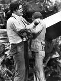 Richard Kiel in Fighting Movie Scene Photo by  Movie Star News