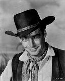 Rory Calhoun Posed in Cowboy Outfit Photo by  Movie Star News