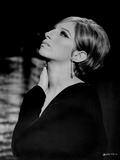 Barbra Streisand Portrait Looking Up Photo by  Movie Star News