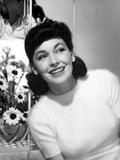 Maureen O'Sullivan smiling Portrait Photo by  Movie Star News