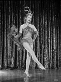 Virginia Mayo Dancing in Mini Dress Photo by  Movie Star News