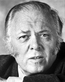 Richard Attenborough Close Up Portrait Photo by  Movie Star News