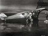 Spirit Of Saint Louis Plane Portrait Photo by  Movie Star News